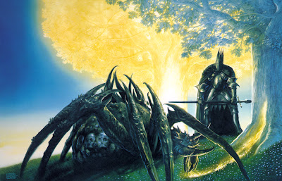 Central de Resenhas Melkor_and_ungoliant_before_the_two_trees
