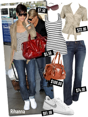 Rihanna S Casual Style Get Whit It