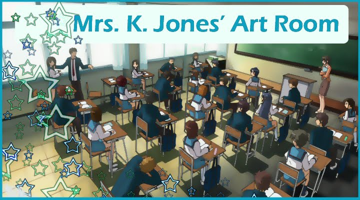 Mrs. K. Jones' Art Room