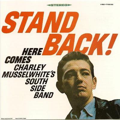 Charley Musselwhite Blues Band Stone Blues