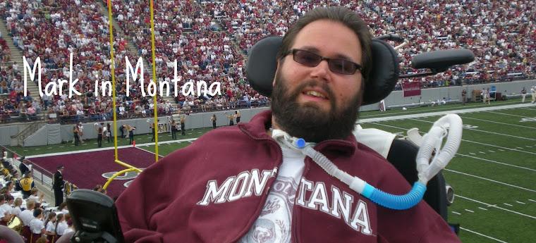 Mark in Montana