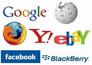 Como Surgieron los nombres de algunas de las Empresas más Conocidas