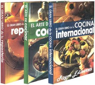 Descarga Libros de Cocina