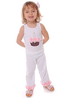 Girl's birthday outfits and dresses at Sophias Style