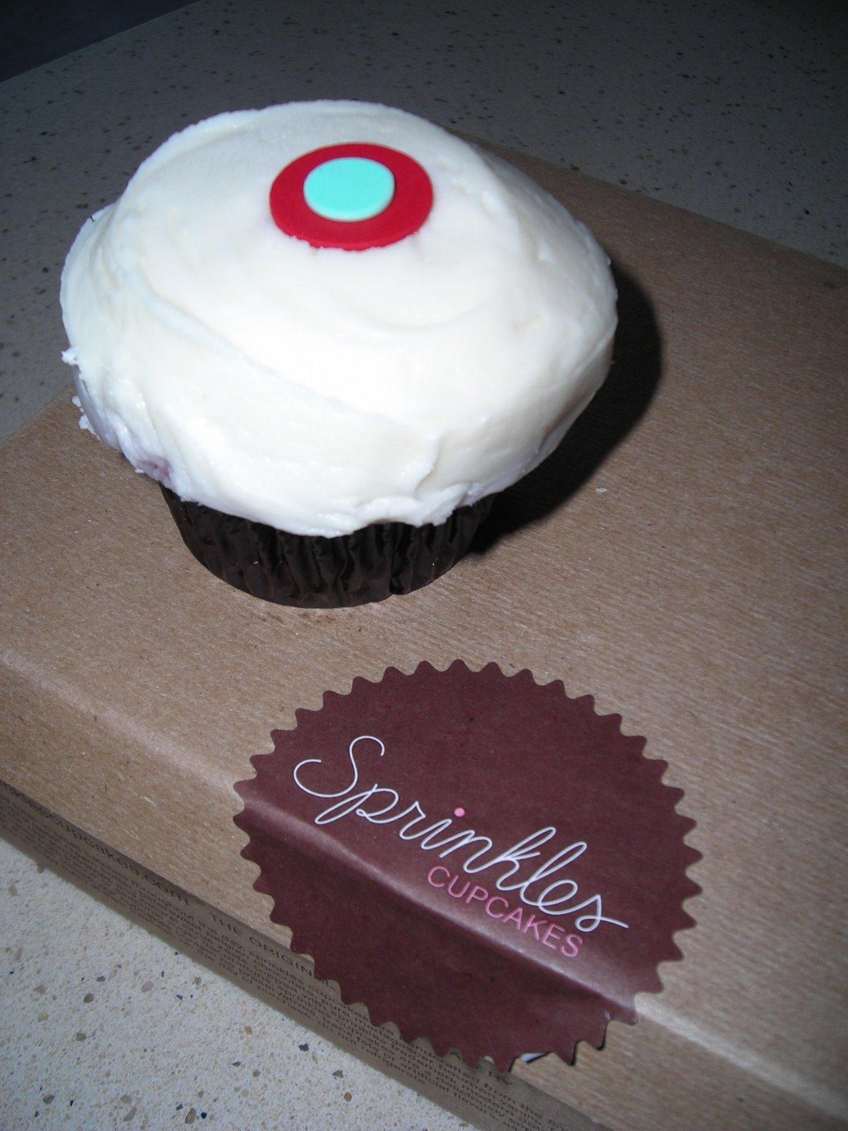 sprinkles cupcakes calories