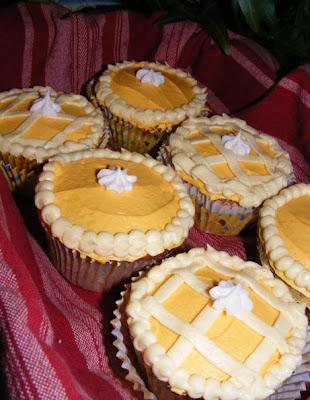 Pumpie Pie Cake