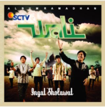 Full Free Album Wali-Ingat Shalawat Lirik Lagu Wali