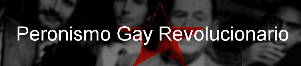 Peronismo Gay Revolucionario