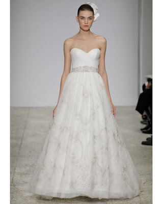 The Top Wedding Gown Styles Trends for 2010