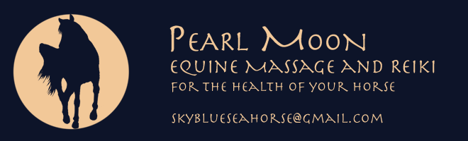 Pearl Moon Equine Massage