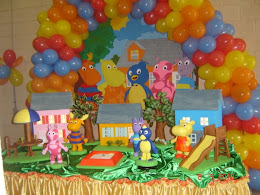 Decorao Backyardigans