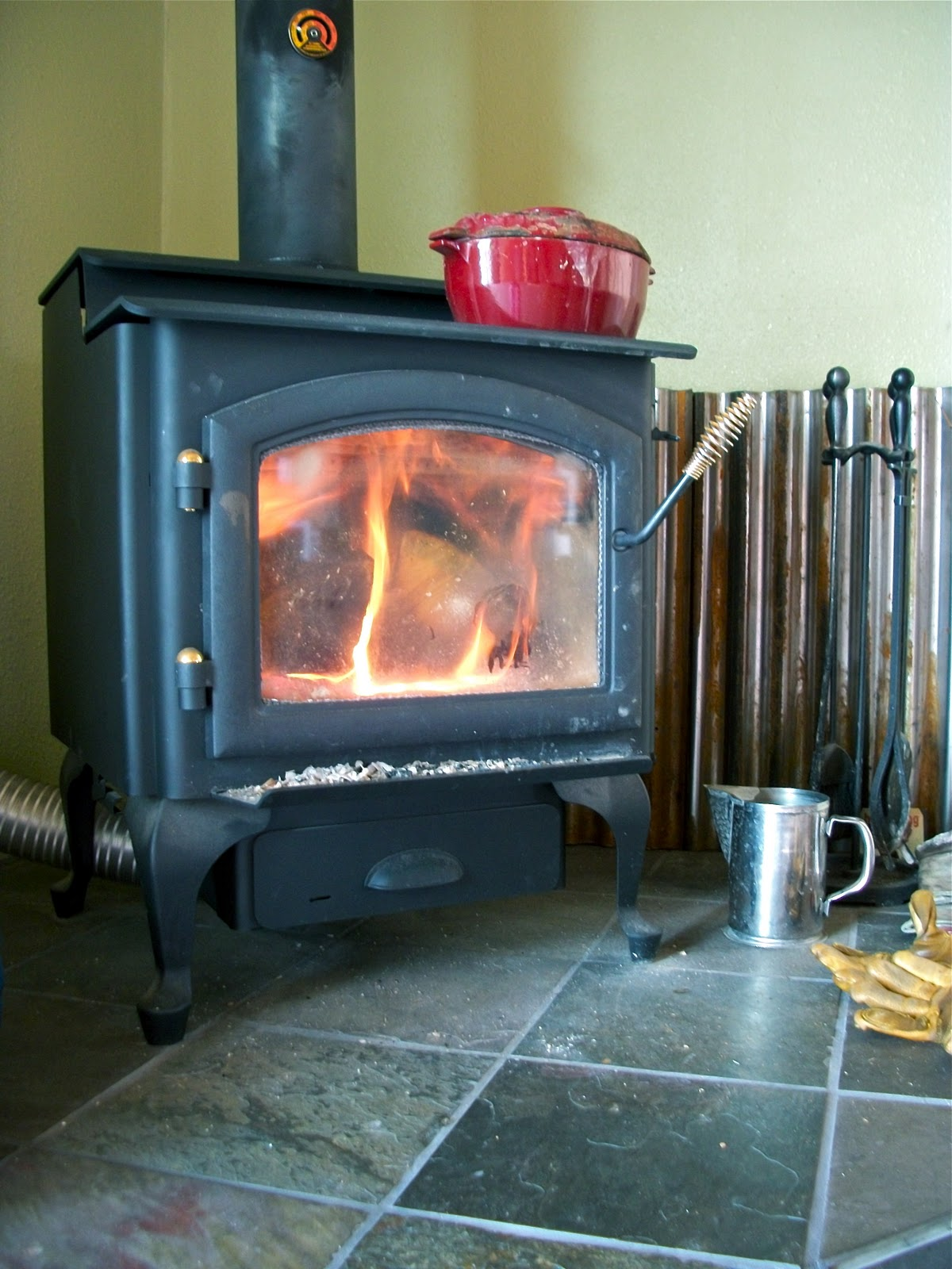 Wild Bear Designs Ode To The Wood Stove