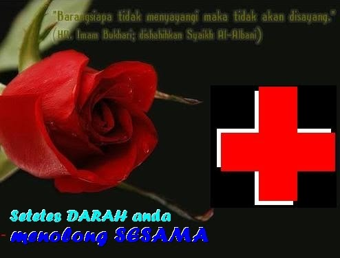 Setetes darah ANDA menolong SESAMA