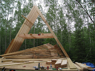 Lesson # 1 When Building A Cabin... Itu0027s Going To Cost Twice As Much And  Take Twice As Long As You Plan. Certainly, If Money Wasnu0027t An Object,  Someone Would ...