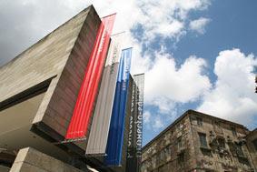 Jane y Louise Wilson en el Centro Galego de Arte Contemporánea