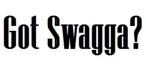 Definition of swagga