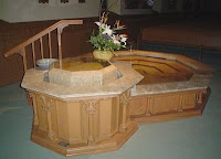 Baptismal Font