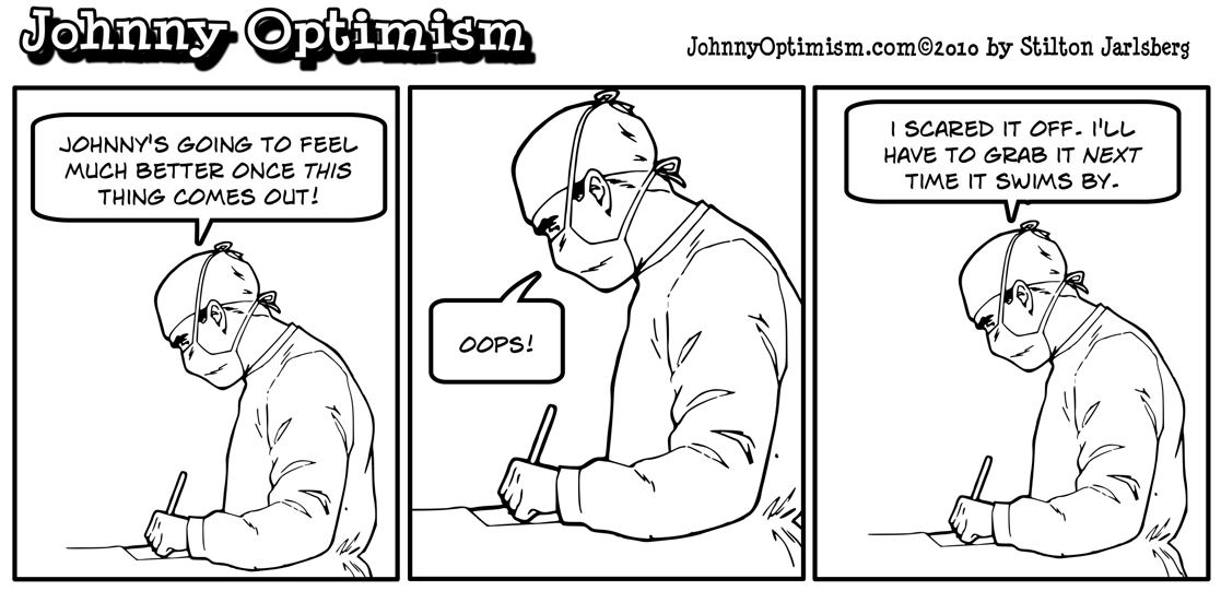 surgeon, operation, johnny optimism, johnnyoptimism