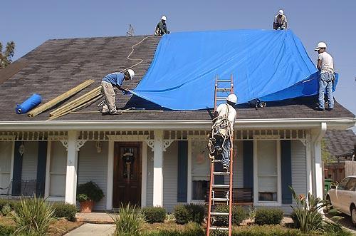 Construction Tarp Shelters : New tarps world