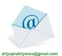 e-mail- iletişim adresi