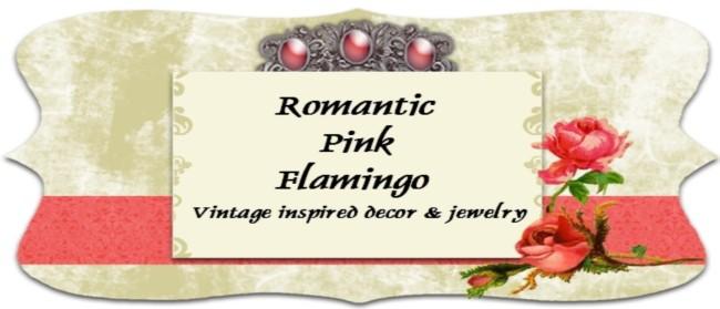 Romatic Pink Flamingo