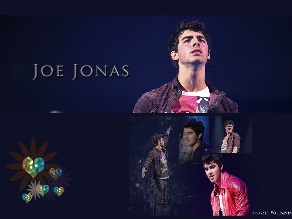 Joe and Kevin Jonas Wallpapers! Here are tow new desktop wallpapers that I