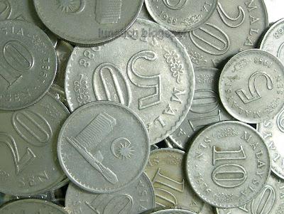 Parlimen coins