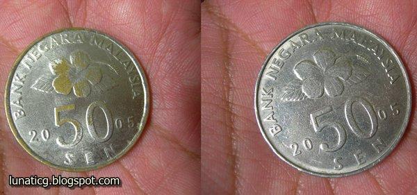 how to spot fake sen lunaticg coin