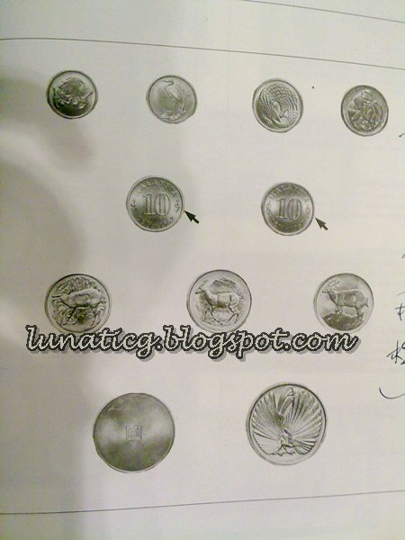 Merdeka 2011 coin