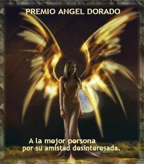 """Premio """"angel Dorado"""""""