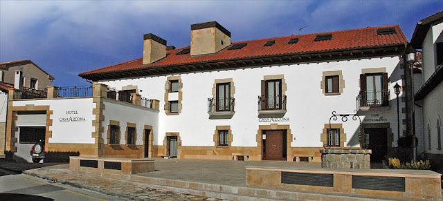 Hotel - Restaurante Casa Azcona