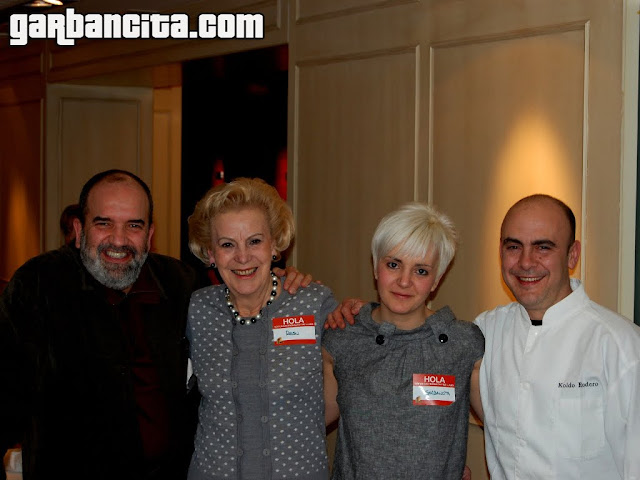 Juan Barbacil, Resu, Garbancita, Koldo Rodero