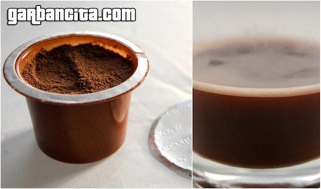 Ne-cap con cacao instantáneo Nestlé Gold