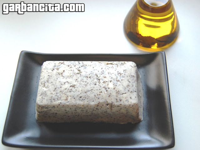 Aceite trufado y mantequilla de trufa