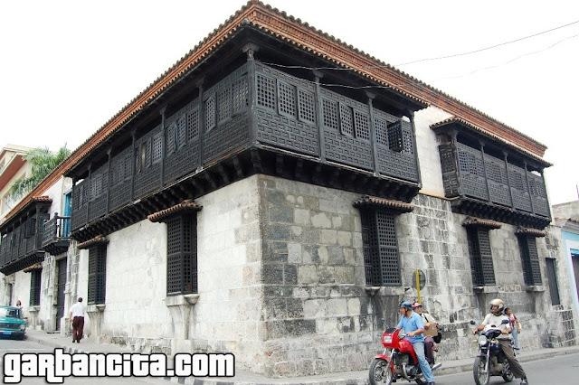 Museo de ambiente histórico cubano, en la casa más antigua del país