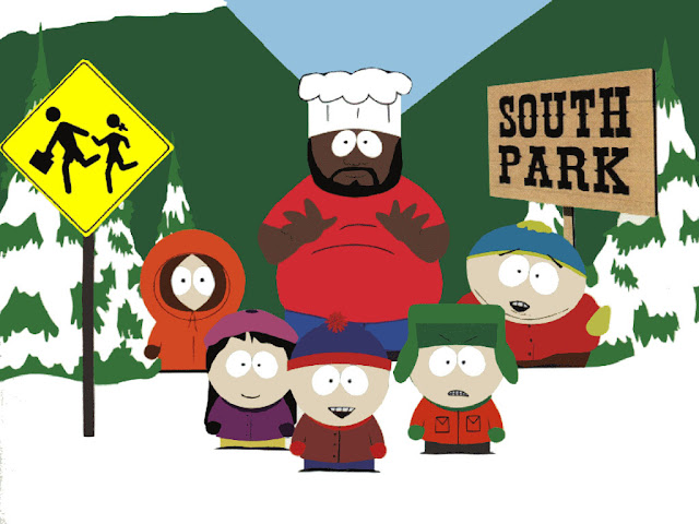 El Chef de South Park