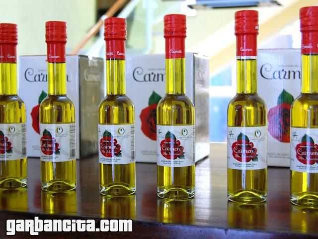 Aceite de oliva virgen extra Carmen - DO Campiñas de Jaén