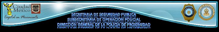 Carrera Policial SSP DF