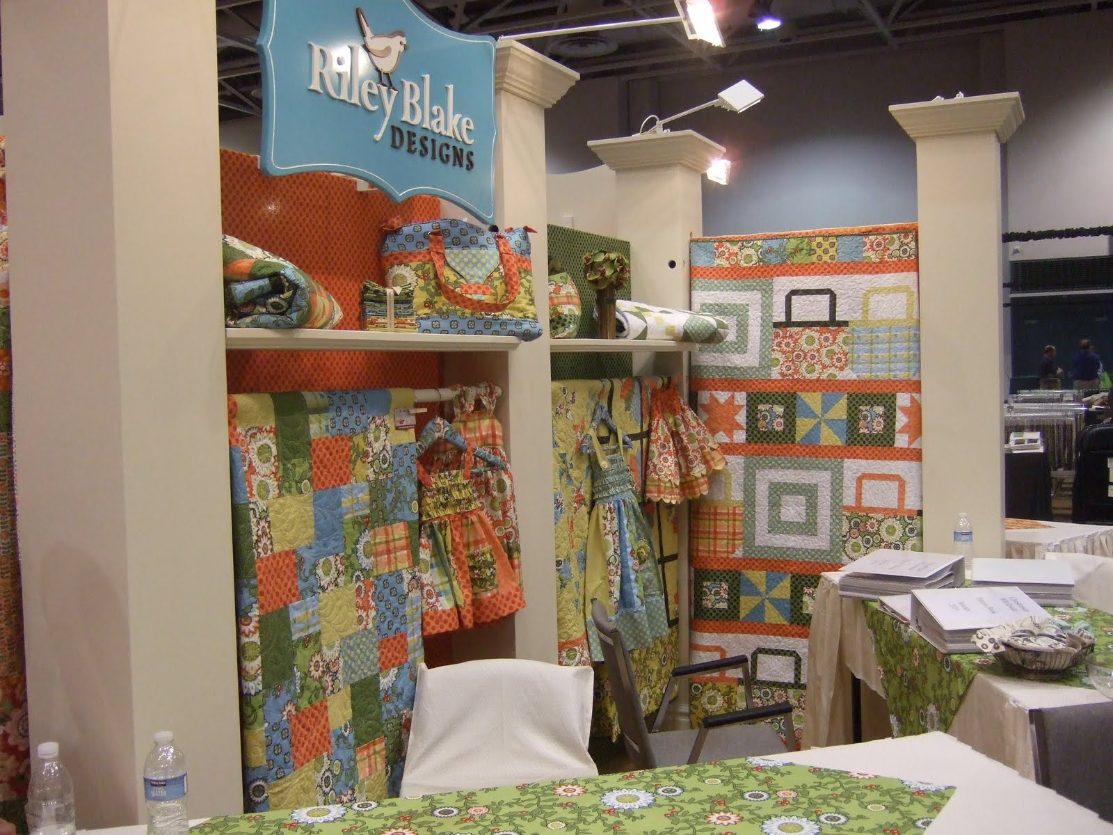 Jina's World Of Quilting: May 2010