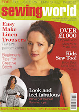 Sewing World Mag - June 2009