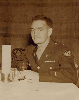 James W. Hamilton, M.D., shortly after World War II