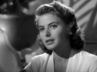 Ingrid Bergman, one of the great beauties of all time. If you find Ann Coulter more uplifting than her, then you are indeed an inside-out person, a negative energy force on this planet.