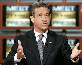 "Russ Feingold on ""Meet the Press"", July 22, 2007, where he announced his intention to have the U.S. Senate censure Bush"