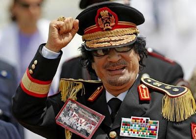 Pedido de Khadafi de jihad contra Suíça é inadmissível, diz ONU