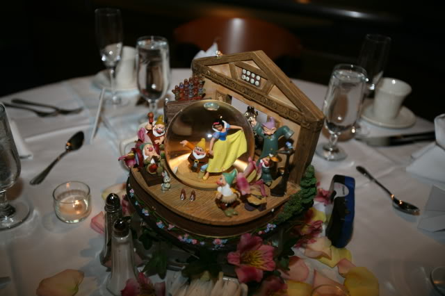 Disney Wedding Centerpiece RoundUp