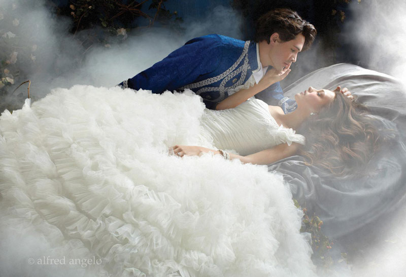 The Disney Wedding Blog Disney Fairy Tale Wedding Dresses by Alfred Angelo