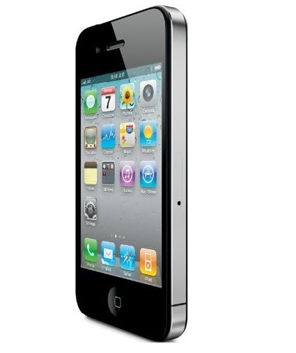 Apple iPhone 4 Black Smartphone 32GB (AT&T)