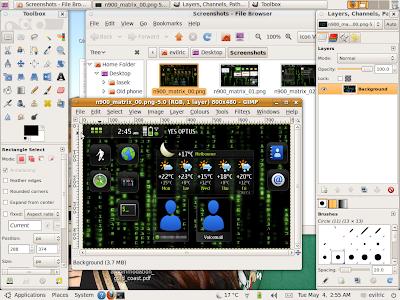 Editing images on Ubuntu 10.04