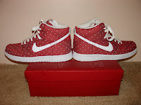 Nike Womens Dunk High Valentine