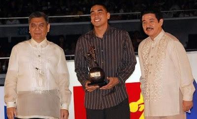 2008 ROY Ryan Reyes
